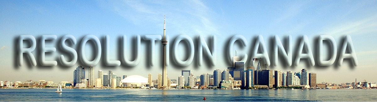 ResolutionCanada(tm) Inc.